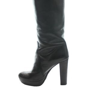 VINCE CAMUTO 'LAIRD' BLACK BOOTS SIZE 9.5